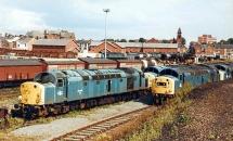 Class 40 to Class 47